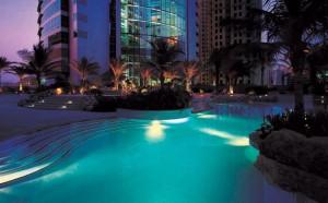hotell i Dubai