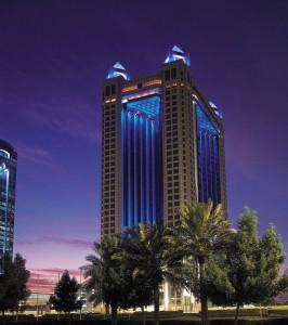 Fairmont hotell i Dubai