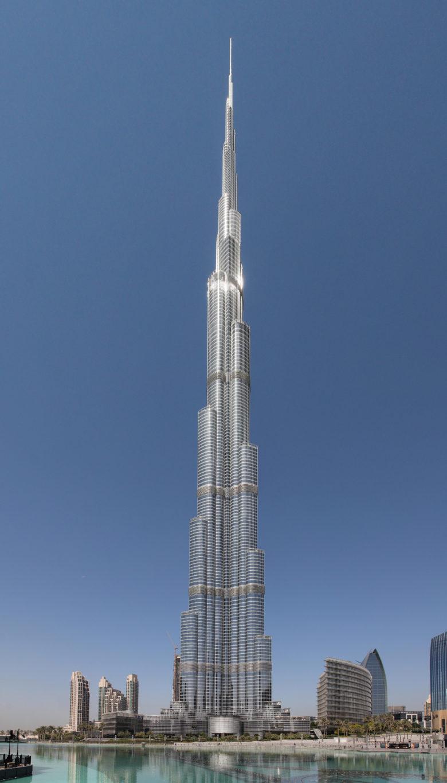 7 måsten i Dubai